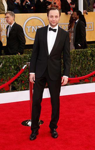 The Best Tuxedos of the SAG Awards 2013 - Vincent Kartheiser