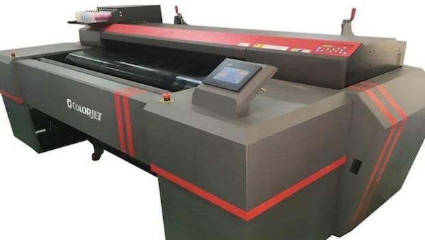 Colorjet to launch tech loaded digital printer at FESPA 2017