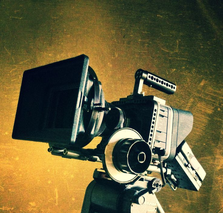 2.5K Black Magic Cinema Camera Matthew Williams / Director of Photography