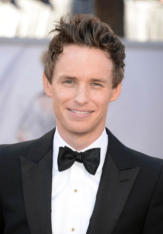 Eddie Redmayne.  So hot!