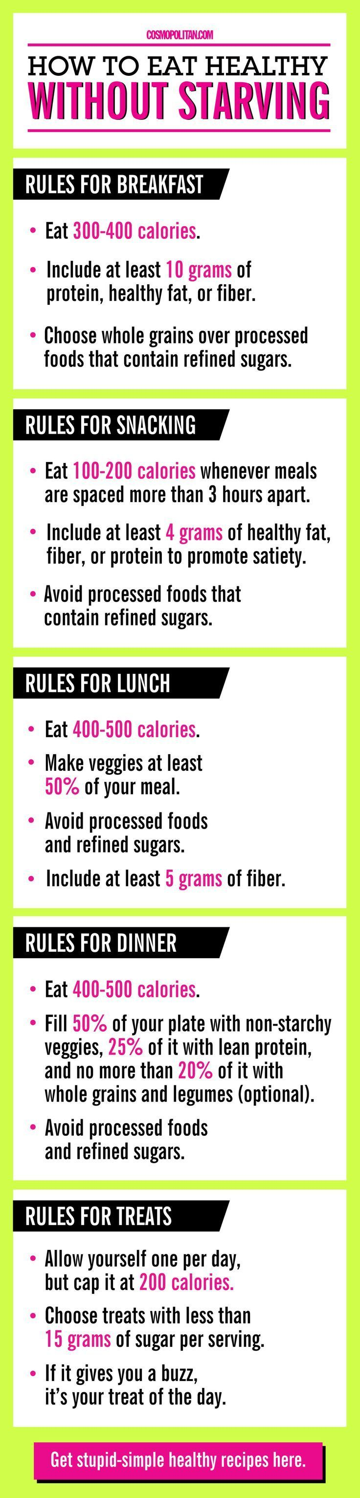 "16 Healthy Eating Rules You Should Always Follow - <a href="""" rel=""nofollow"" target=""_blank""></a>"