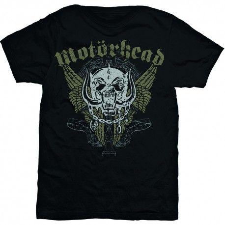 Tricou Motorhead: Wings