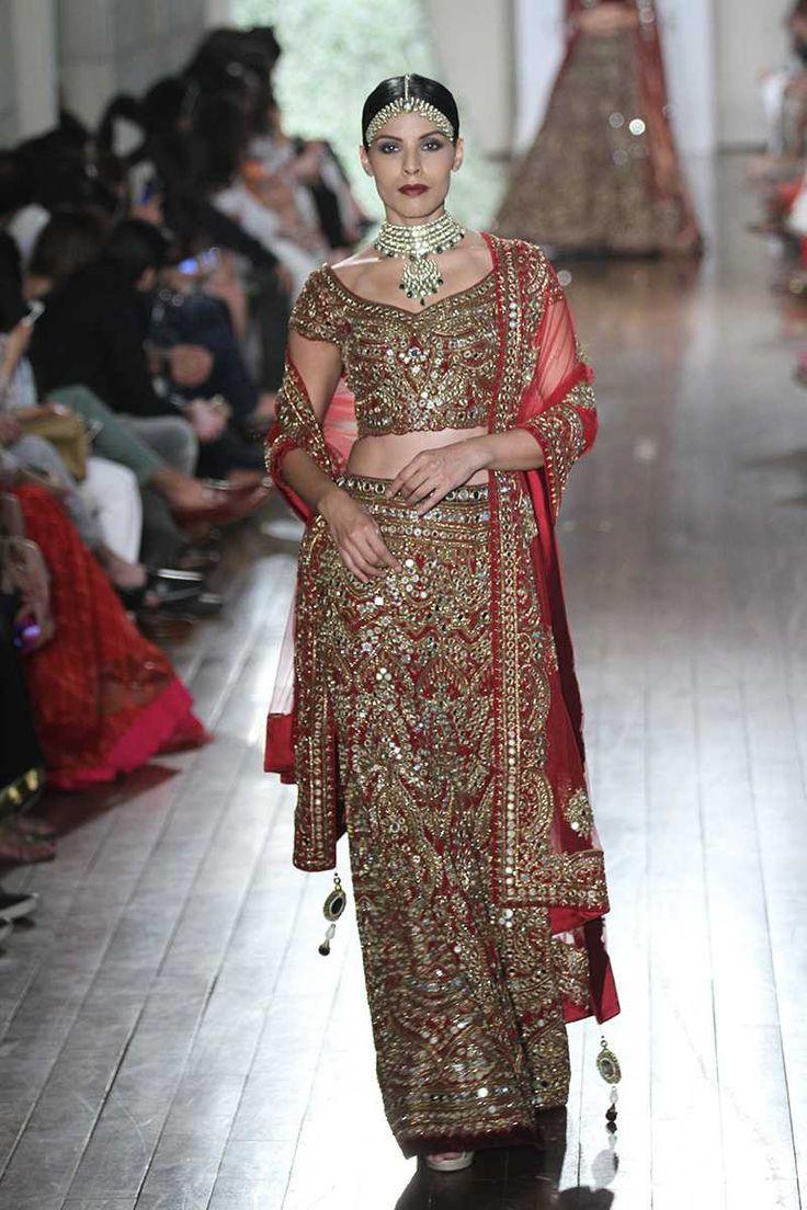 Manav Gangwani | India Couture Week 2016