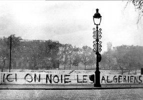 """Le massacre du 17 octobre 1961 à Paris : """"ici on noie les Algériens !"""" - Rebellyon.info"""