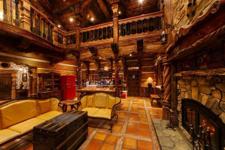 Hunting Lodge | Cabins | Pinterest | Hunting lodge, House ...