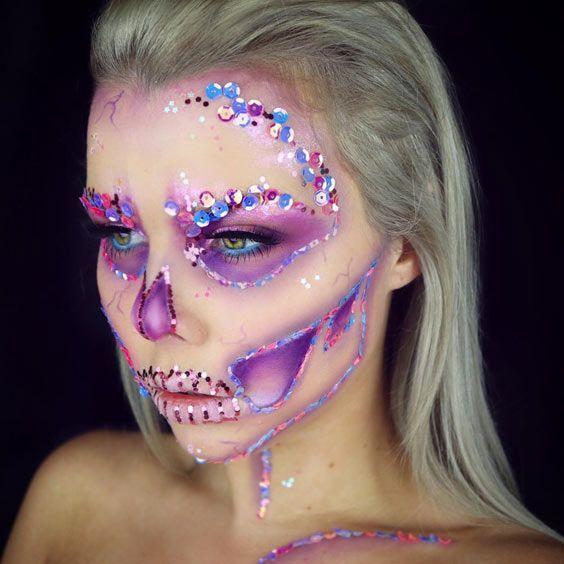 27 spooktacular halloween makeup ideas