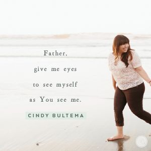 Our bodies — no matter the size, age or agility — are sacred, good and holy. Our temples have infinite value, and God is incredibly interested in what we do with them, and how we treasure them.  -Cindy Bultema