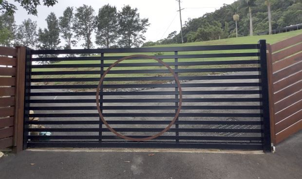 Images about our sliding gates on pinterest