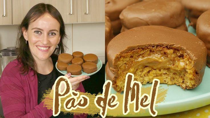 Como fazer Pão de Mel com Doce de Leite | Cook'n Enjoy #150
