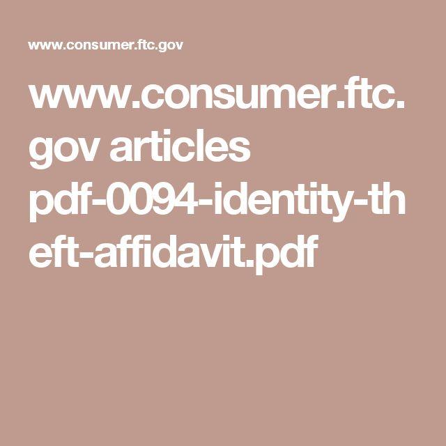 www.consumer.ftc.gov articles pdf-0094-identity-theft-affidavit.pdf