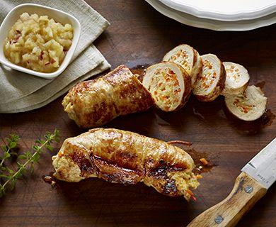 Tre StelleR Ricotta Pork Roulade