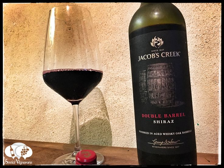 Score 85/100 Wine review, tasting notes, rating of Jacob's Creek Double Barrel Shiraz, Australia. Description of aroma, palate, flavors. Join the experience.