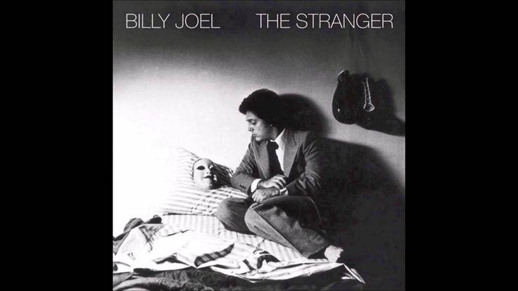 The Stranger - Billy Joel (Full Album)
