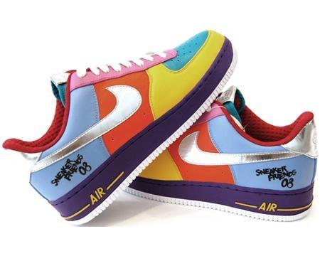 Nike Rainbow Bright