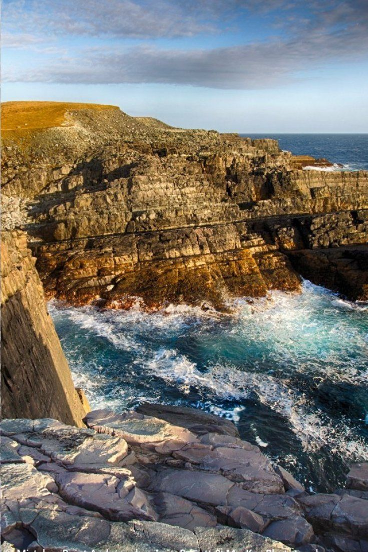 Mistaken Point, N.L., Canada's New UNESCO Site, Holds The History Of Life On Earth