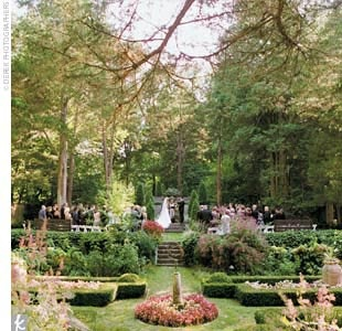 Kelly Luke An Outdoor Wedding In Katonah NY