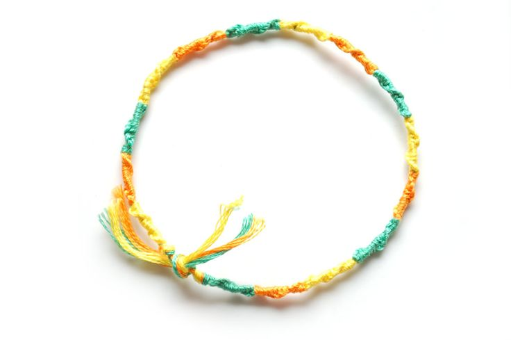wikiHow to Make the Chinese Staircase Bracelet -- via wikiHow.com
