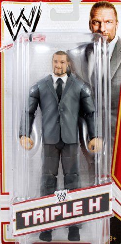 COO TRIPLE H (HHH) – WWE ELITE EXCLUSIVE MATTEL TOY WRESTLING ACTION FIGURE COO TRIPLE H (HHH) – WWE ELITE EXCLUSIVE MATTEL TOY WRESTLING ACTION FIGURE Elite Style Figure – features added articulation! http://www.newactionfigures.com/2016/03/09/coo-triple-h-hhh-wwe-elite-exclusive-mattel-toy-wrestling-action-figure/