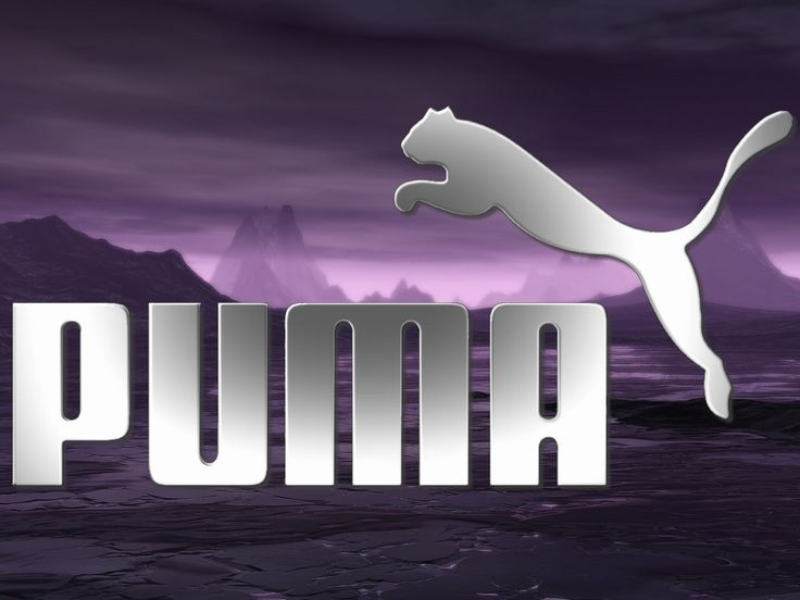 Puma Logo Wallpaper Background | Things to Wear | Pinterest ...