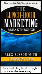 The Lunch-Hour Marketing Breakthrough We Love 2 Promote http://welove2promote.com/product/the-lunch-hour-marketing-breakthrough/    #earnfromhome