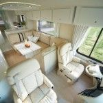 Luxury motorhome from Volkner Mobile
