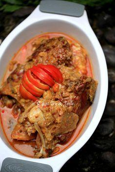 Just Try & Taste: Resep Gulai Kepala Ikan Kakap