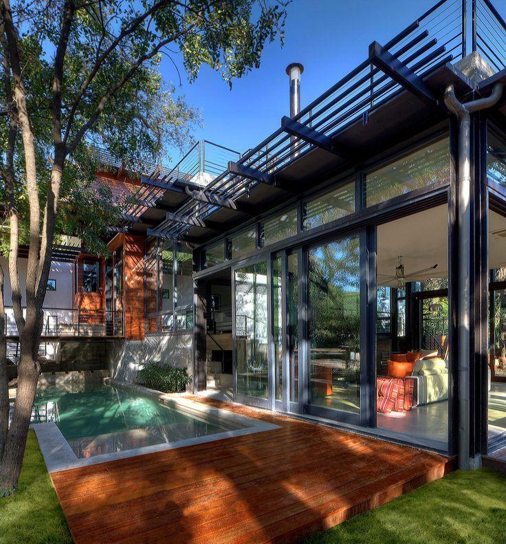 Green Lantern Residence, John Grable Architects