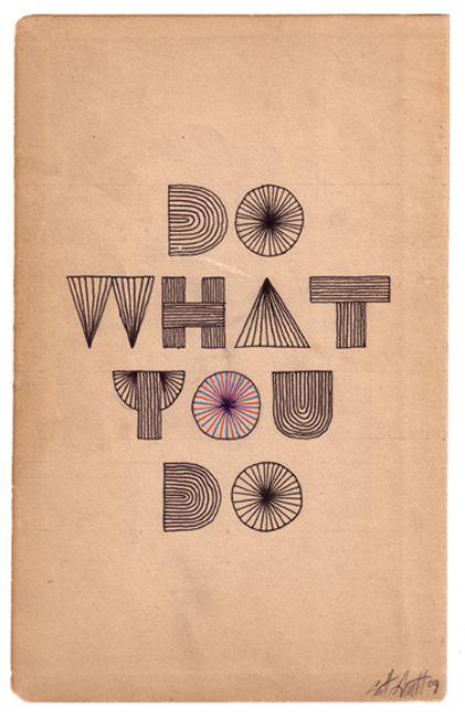 Scott Albrecht - typography