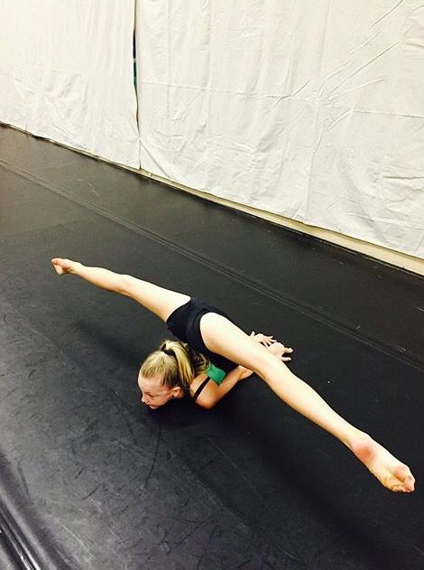 Brynn Rumfallo~The Intensive part 2~Club Dance Studio