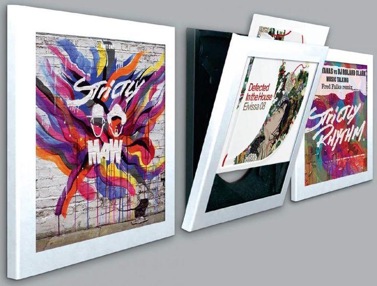 Ramka do płyt winylowych Art Vinyl