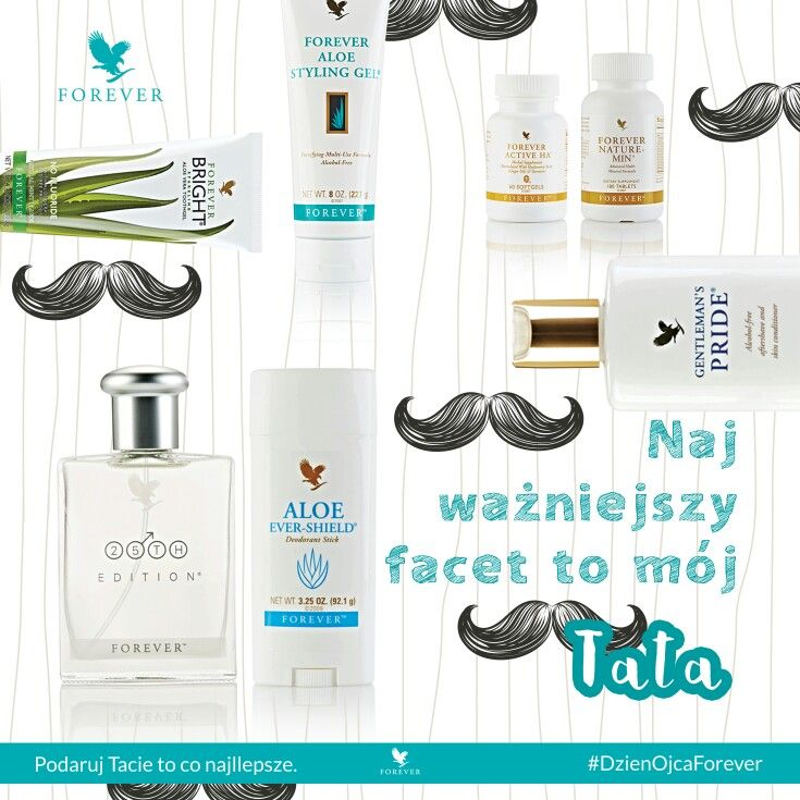 Father's day with Forever Living Products #aloeveragel #foreverliving