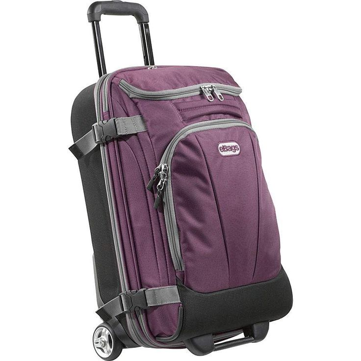 "Buy the eBags Mother Lode TLS Mini 21"" Wheeled Duffel from the source - eBags.com. Tough Lightweight Smart with FREE SHIPPING BOTH WAYS!"