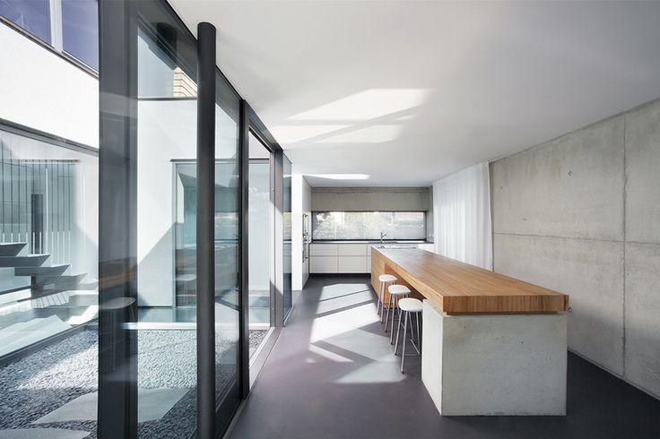 »Interieur« by Pool Leber Architects, Munich (Photo © Sascha Kletzsch)