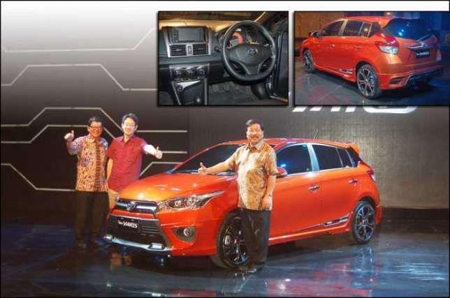 Harga Mobil Toyota All New Yaris Terbaru 2014