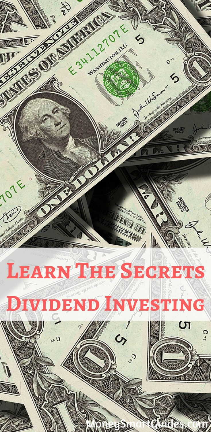 Learn The Power of Dividend Investing. If you want to earn passive income so you can quot your job or retire early, dividend investing is a great option. Learn how to get started dividend investing and watch your money grow. via @moneysma