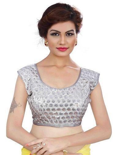 ec9933a8f6b862 Blouses for Women - 80+Popular Blouse Designs Catalogue 2019 ...