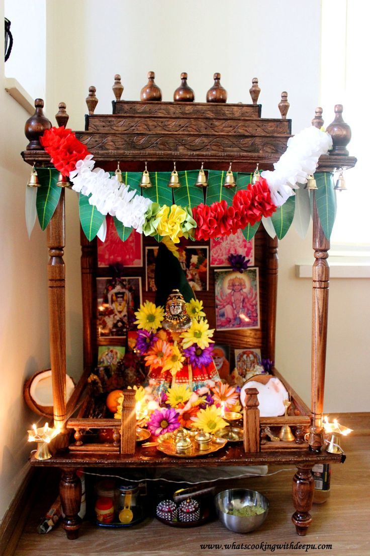 Pooja Mandir Diy Festival Crafts Pinterest Ad Rates