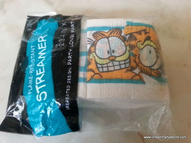 73 best Garfield Birthday Party Ideas, Decorations, and ...