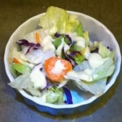 Teriyaki Restaurant-Style Creamy Salad Dressing - Allrecipes.com THIS IS THE ONE OUR TERIYAKI PLACE USES....YAY 8/17 D