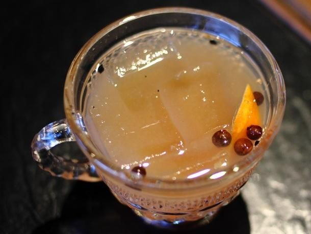 Recipe: Toasted Clove Punch