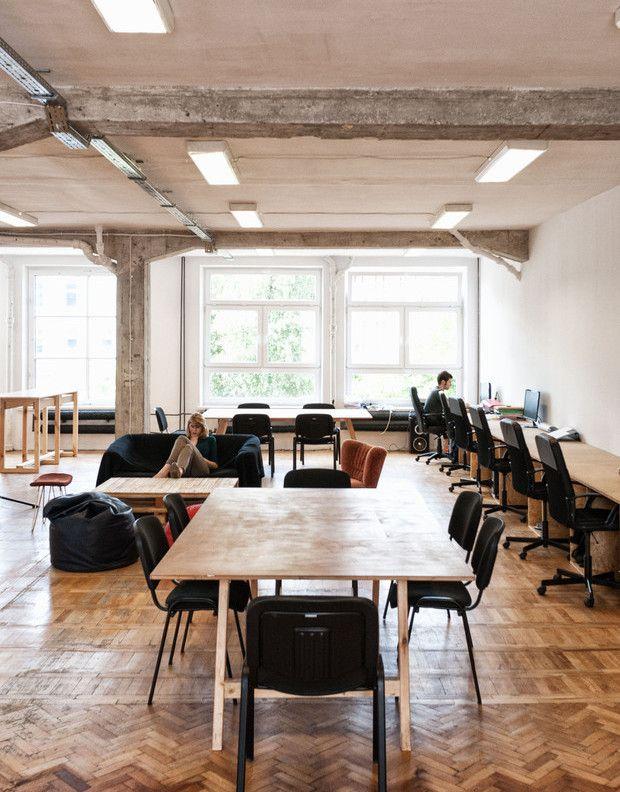 office lighting ideas. fab lab wytwrnia krakow poland office lightinglighting ideasidea lighting ideas s