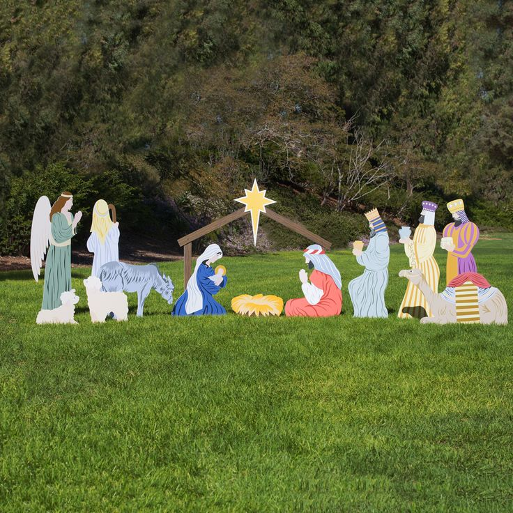 Large-Classic-Outdoor-Nativity-Set-Full-Scene