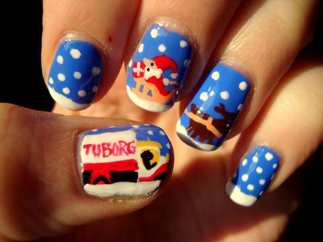 Negle Nymfer - En blog om neglelak: Glædelig Jul og Godt Tub'år