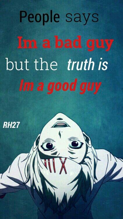 Quotes Anime       Chara: Juuzou Suzuya       Anime: Tokyo Ghoul       #animequotes #quotesanime