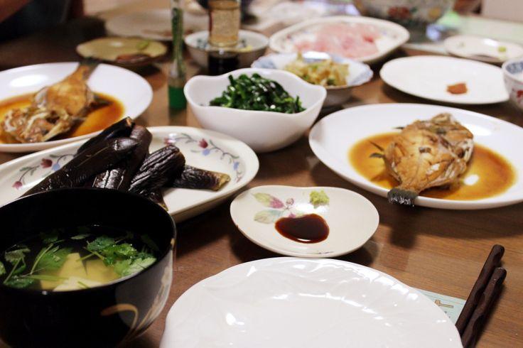 2014.9.13 夕飯