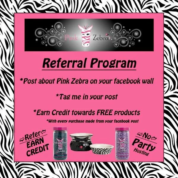 I invite you to brows my shop and like/follow my Facebook page for all the latest and greatest products that pink zebra has to offer also if you follow my Facebook page you will have opportunities to win FREE PRODUCTS! Search brows shop fall in love just like I did! I promise you won't be disappointed! www.pinkzebrahome.com/ashoaf https://www.facebook.com/pinkzebrawoman/