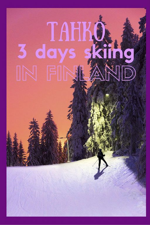 Have you ever thought of skiing in Finland? Tahko is the perfect place for beginners and families! Here are some amazing pictures of Tahko and all the winter activities you can do there.