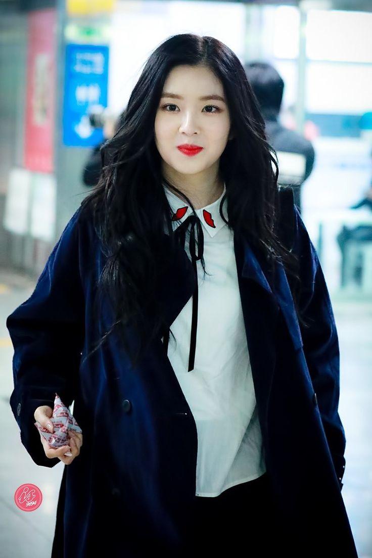 170404 - Irene @ KTX Gwangju (cr.IS9194) | Twitter