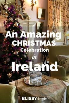We were absolutely dazzled by the Christmas cheer we found in Ireland!