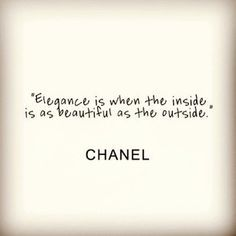 """www.limedeco.gr """" Elegance is when the inside is as beautiful as the outside. - chanel """""""